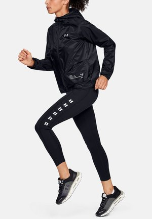 QUALIFIER STORM PACKABLE - Training jacket - black