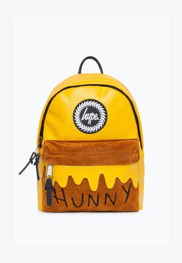DISNEY WINNIE THE POOH BACKPACK - Zaino - yellow