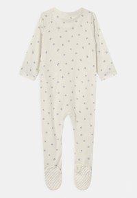 Marks & Spencer London - BABY ORGANIC 3 PACK - Sleep suit - blue - 1