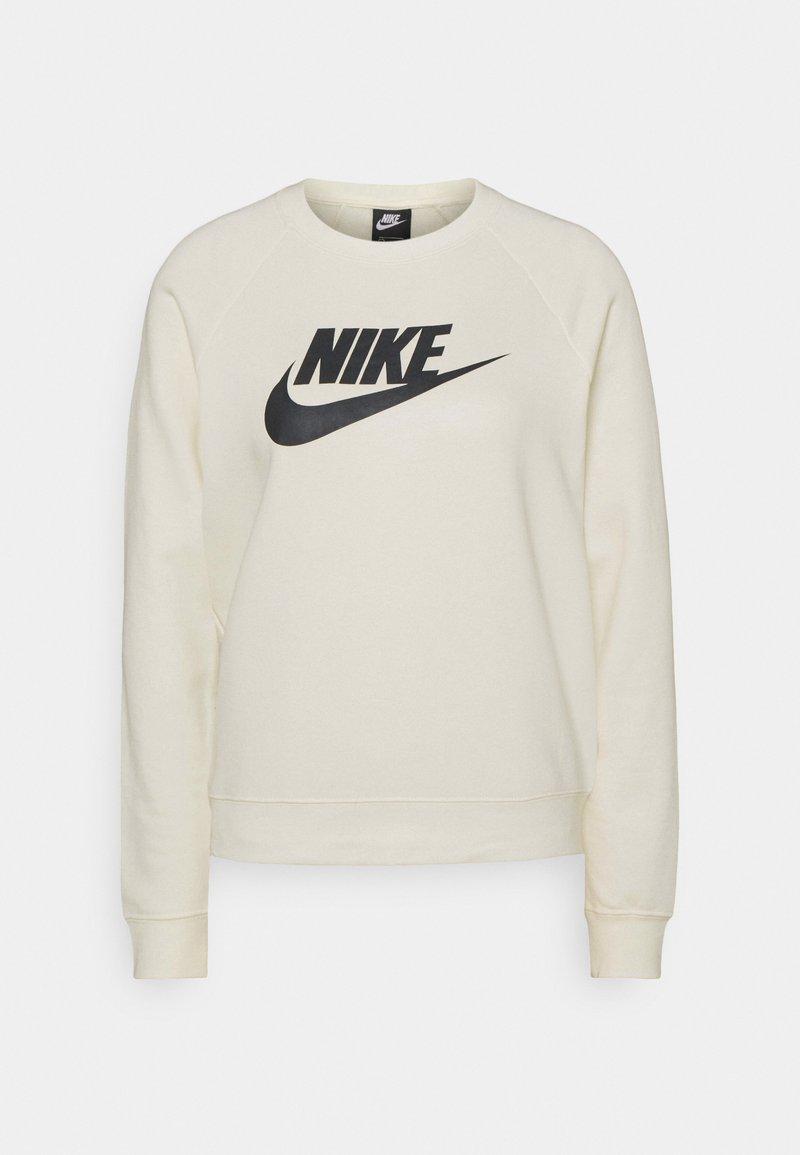 Nike Sportswear - CREW - Sweatshirt - coconut milk/black