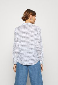 Benetton - Button-down blouse - white - 2