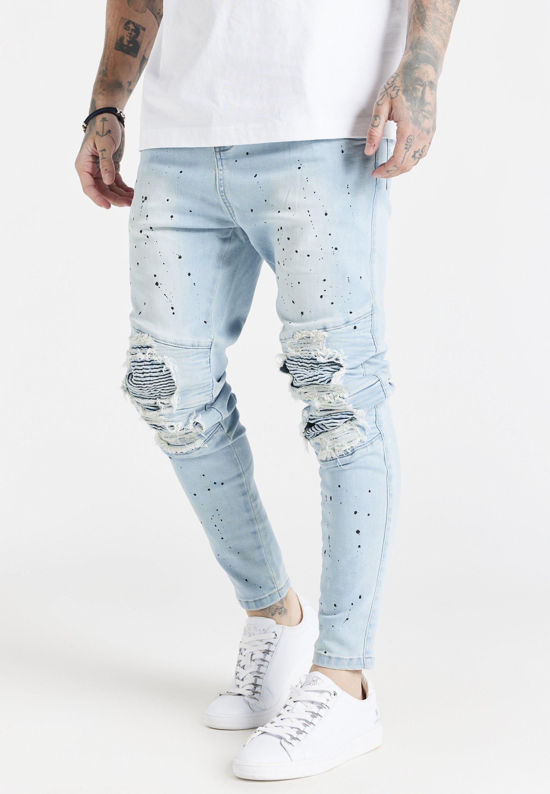 Herren RIOT BIKER - Jeans Skinny Fit