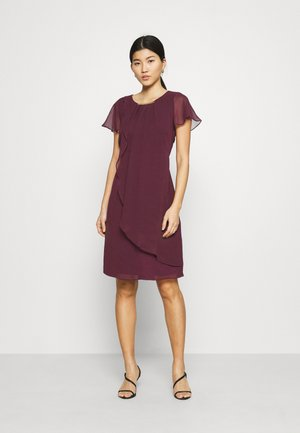 IN DOPPELLAGEN OPTIK - Cocktail dress / Party dress - dark moon