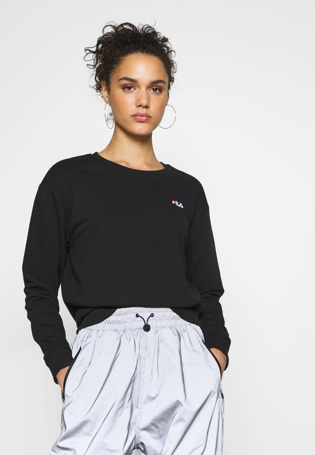 EFFIE - Sweatshirt - black