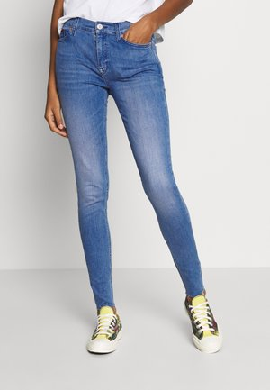 NORA ANKLE  - Jeans Skinny Fit - light blue denim