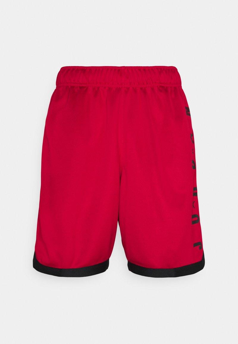 Jordan - JUMPMAN - Shorts - gym red/black