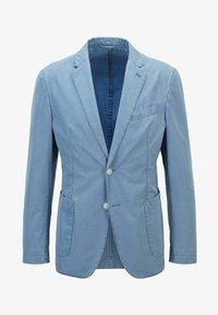 BOSS - HANRY - Denim jacket - blue - 5