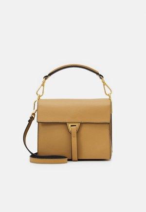 LOUISE - Handbag - warm beige/noir