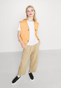 adidas Originals - Waistcoat - acid orange - 4