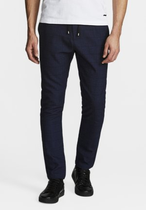 MCCLUSKEY - Broek - dark blue