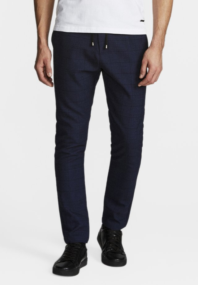 MCCLUSKEY - Trousers - dark blue