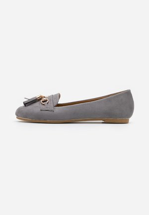 MARLO - Slippers - grey