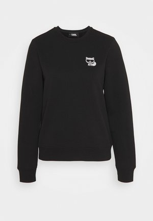 IKONIK MINI CHOUPETTE - Sweatshirt - black