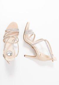 Buffalo - MAKAI - High heeled sandals - nude - 3