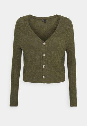 VMADA  - Vest - ivy green