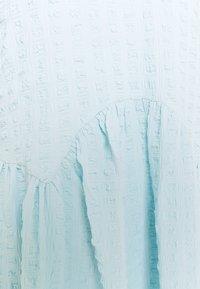 Selected Femme - SLFROSE MIDI DRESS  - Day dress - cashmere blue - 2