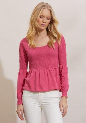 VALERIE - Blouse - pink fudge