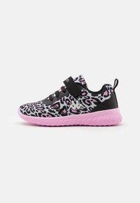 Kappa - UNISEX - Sportovní boty - black/rosé - 0