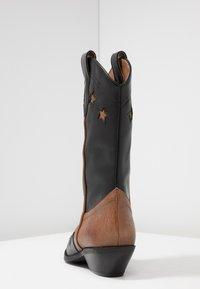 Bianca Di - Cowboy/Biker boots - rock - 5