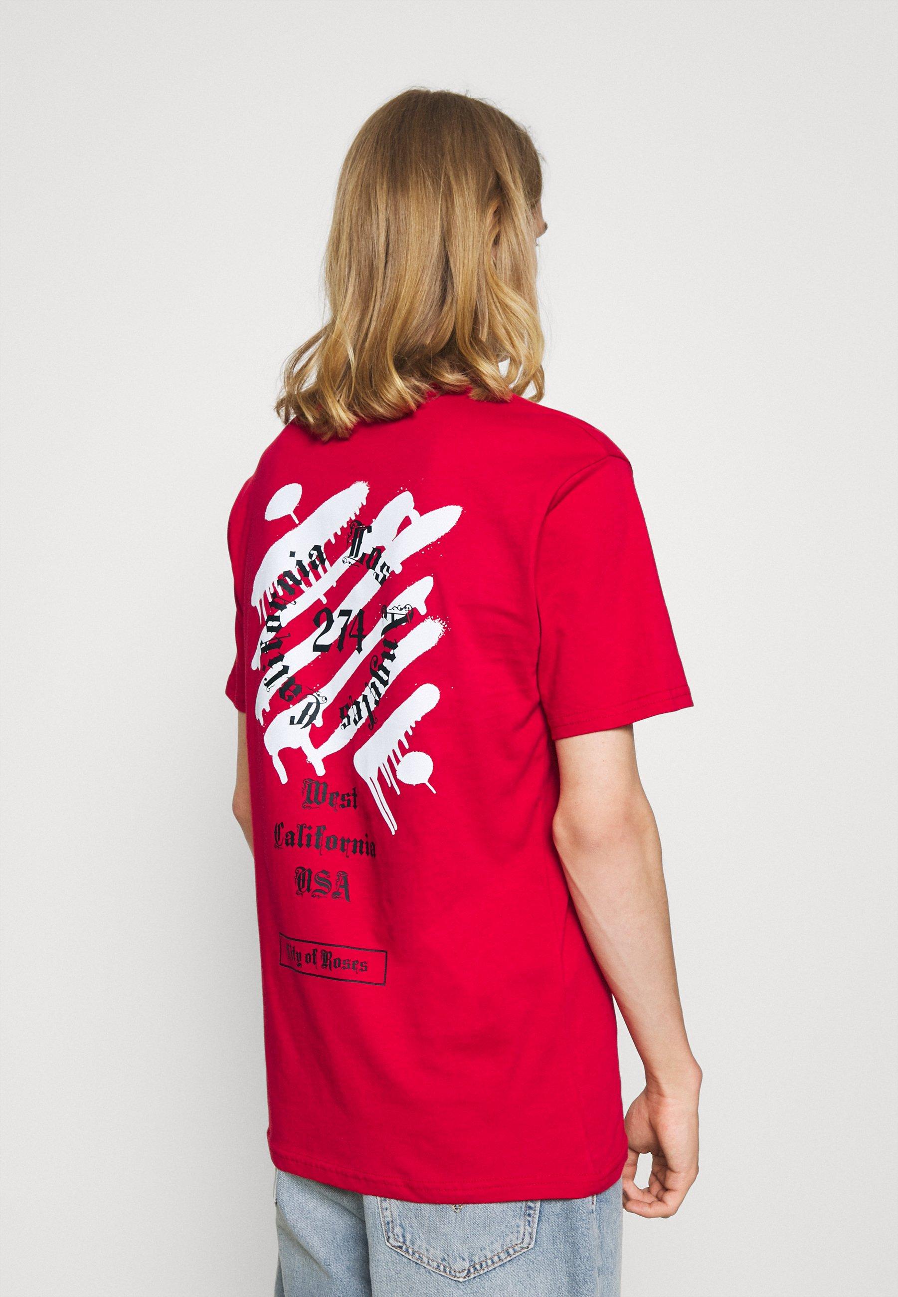 Men WEST TEE - Print T-shirt