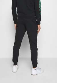 Lacoste Sport - TRACKSUIT - Trainingspak - black/green/white - 4