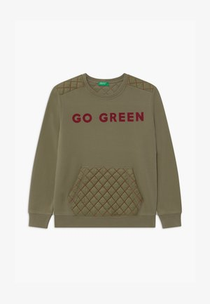 FOREST FRIENDS  - Sweatshirt - khaki
