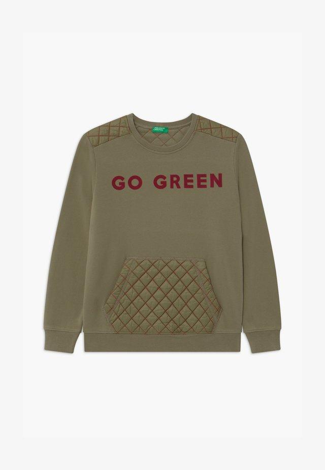 FOREST FRIENDS  - Sweatshirt - khaki