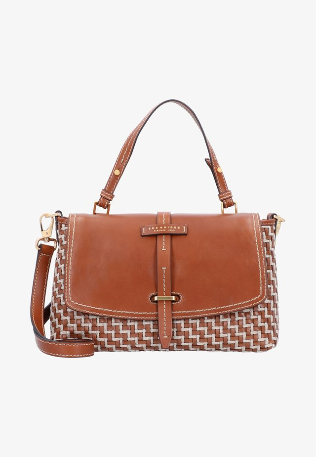 GHIBELLINA  - Handbag - brown