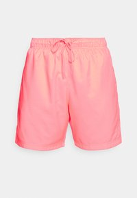 JUMPMAN POOLSIDE - Shorts - sunset pulse/white
