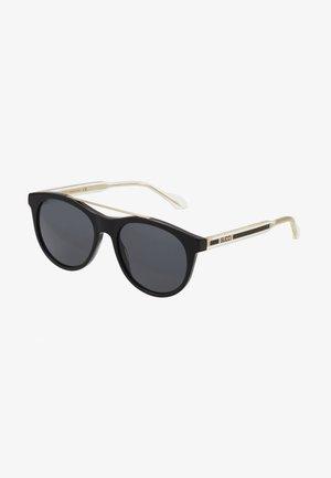 Okulary przeciwsłoneczne - black/crystal/grey