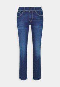SATURN - Straight leg jeans - blue denim