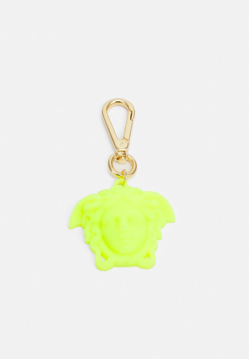 Versace - UNISEX - Klíčenka - fluo yellow/gold