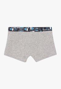 Calvin Klein Underwear - TRUNKS 2 PACK - Panties - grey - 1