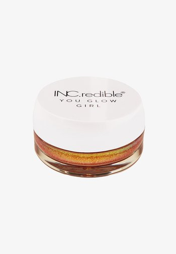 INC.REDIBLE YOU GLOW GIRL IRIDESCENT JELLY - Highlighter - show glow