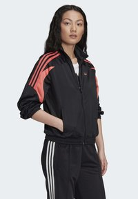 adidas Originals - TRACK TOP - Veste de survêtement - black - 2