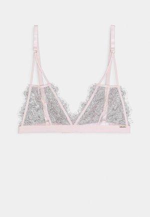 LYRA BRA - Trekants-bh'er - pale pink
