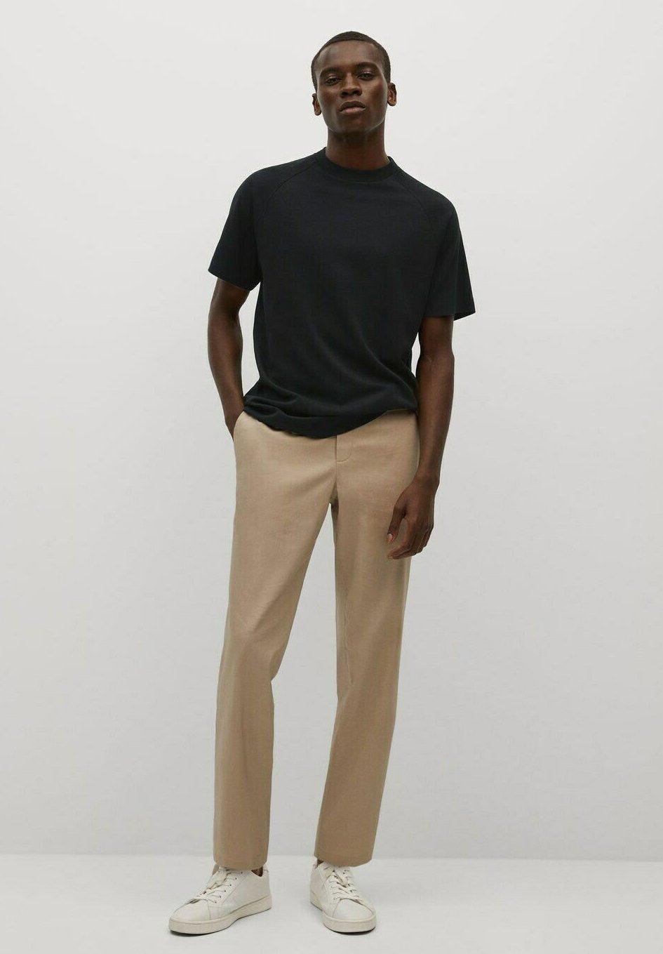 Men REGULAR-FIT  - Basic T-shirt