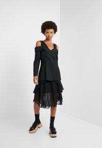 Opening Ceremony - Day dress - black - 1