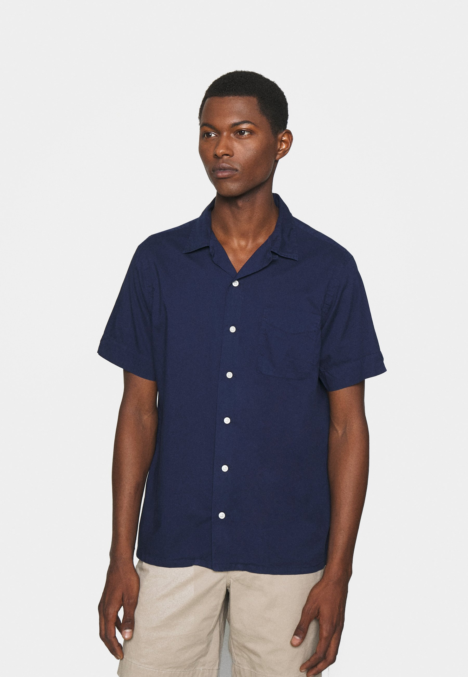 Homme CLASSIC FIT CAMP SHIRT - Chemise