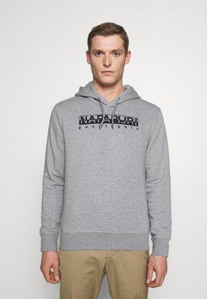 BEBEL - Kapuzenpullover - grey melange