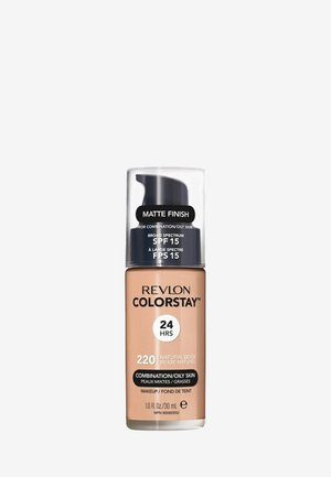 FOND DE TEINT COLORSTAY OILY SKIN - Foundation - 220 natural beige