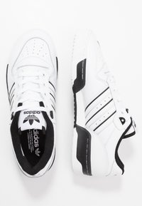 adidas Originals - RIVALRY - Trainers - footwear white/core black - 1