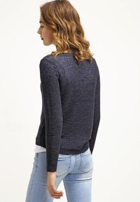 ONLY - ONLGEENA - Sweter - navy blazer - 2