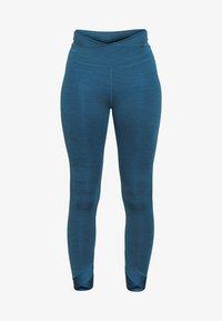 Nike Performance - YOGA WRAP 7/8  - Punčochy - valerian blue - 4