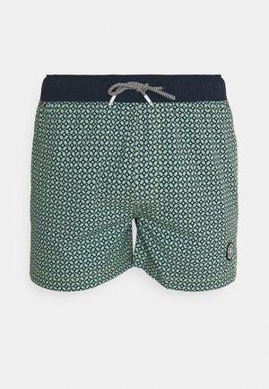 JJIMAUI JJSWIM MINI PRINTS - Swimming shorts - green