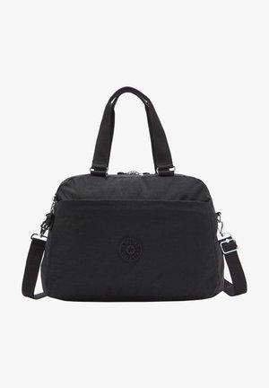 Weekendbag - black noir