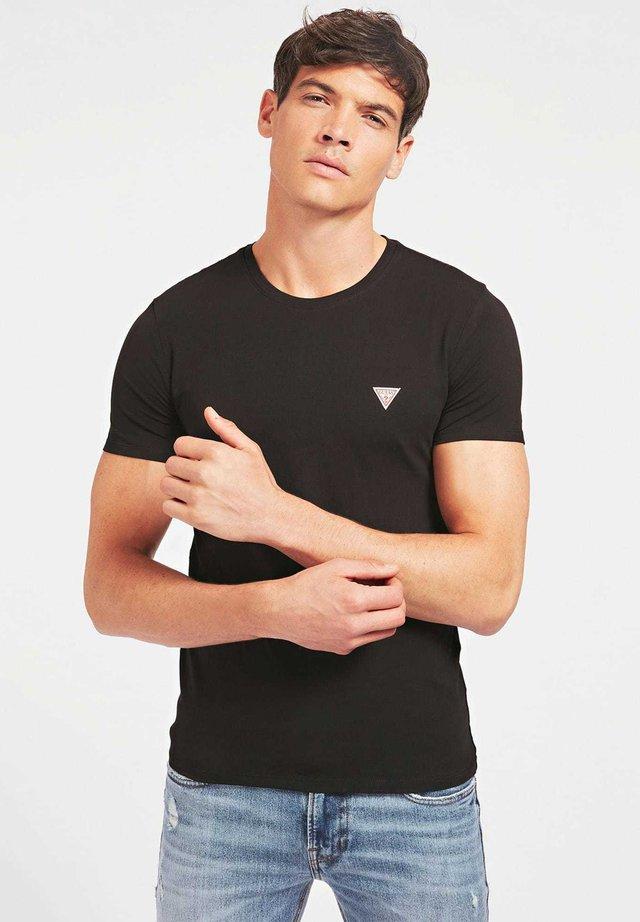 COUPE - T-shirt basique - noir