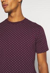 Scotch & Soda - CREW NECK TEE - T-shirt print - combo - 4