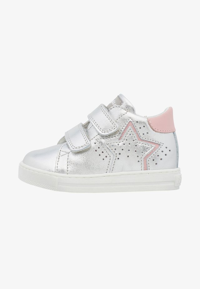 Chaussures premiers pas - silber