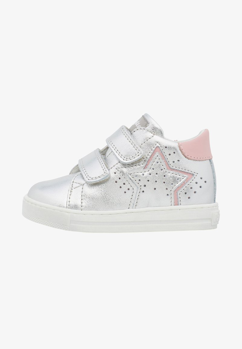 Falcotto - Baby shoes - silber